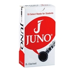 Juno Bb Clarinet Reeds, Box of 10