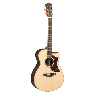 Yamaha AC1RHC Small Body Cutaway Acoustic-Electric Guitar