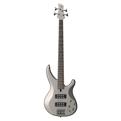 Yamaha TRBX304PWT Electric Bass Pewter