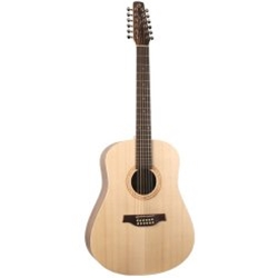 Seagull 039197 Acoustic Electric Walnut 12  Guitar ISYS T