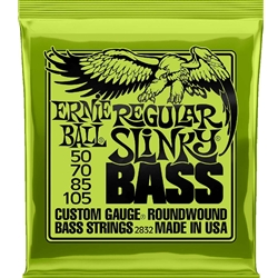 Ernie Ball 2832 Regular Slinky Bass Set
